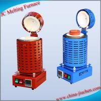 Buy cheap JC-K-110-2 China High-quality Induction Scrap Metal Gold Melting Equipment product