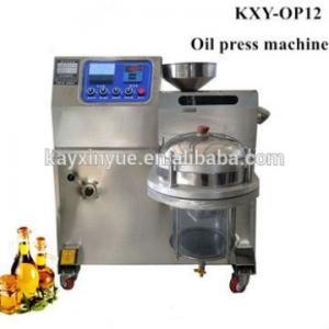 China german standard sesame oil pressing machine / soybean oil machine price sea coconut temperature heater on sale