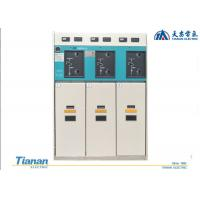 Buy cheap Indoor Gas - Insulated Medium Voltage Switchgear 10kV GIS Ring Main Unit Cabinet product