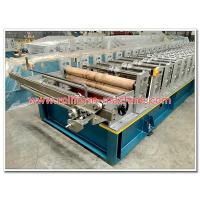 China Corrugated Metal Roofing Sheet Manufacturing Outfit Machinery with Low Cost and High Quality on sale