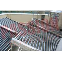 Buy cheap High Efficiency Vacuum Tube Solar Collector Swimming Pool Hotel Solar Heating from wholesalers