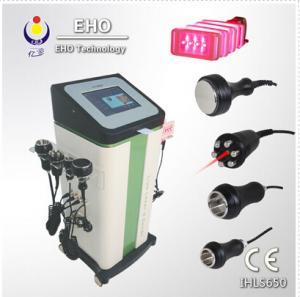 Buy cheap IHLS650 new vacuum lipo cavitation machine for fast body sliming product