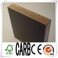 Buy cheap 9-21mm Good Quality Black Film Faced Shuttering Plywood product