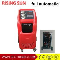 Buy cheap R134A used full Automatic refrigerant recovery recycling recharging machine product