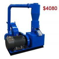 Buy cheap AZSPH-300 Low Price Mobile Pellet Making Line product