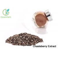 China Brown Yellow Plant Extract Powder Chasteberry Extract Pharmaceutical Raw Materials on sale