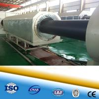 Buy cheap en 253 standard polyurethane thermal insulation pipe steel pipes product