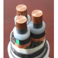 China XLPE Insulated PVC Sheathed Cable , Low Smoke And Fume Cable Custom wholesale