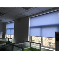 Buy cheap Wholesale Manual design Semi Blackout Fabric Printed Roller blind shade for window product