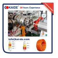 China 2017 KAIDE 5 layers PERT-EVOH-PERT Pipe Line on sale