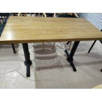 Buy cheap Metal Restaurant Table Legs Hotel Table Bar Table Wholesale Dining Table Base product