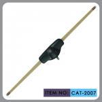 Buy cheap Windscreen Am Fm Electric Car Antenna 8dbi Fibreglass Mast DC 12v product