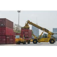 China China - Ireland Cargo Trucking Services , Consolidation Container Trucking Services on sale