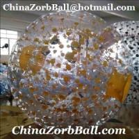 China Zorb Ball for Sale, Zorb Ball Price, Zorbing Ball for Sale on sale