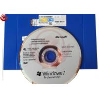 Buy cheap 100% Online Activation Windows 7 Professional Operating System DVD And Key Code Full Version product