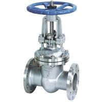 Buy cheap Through Conduit Resilient Seated Gate Valve Flow Control Rigid Round Body product
