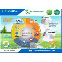 Buy cheap Eco Friendly Ionizer Air Disinfection System With Intelligent Detector from wholesalers