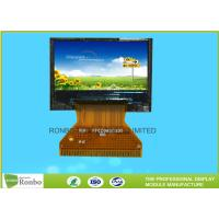 China 0.96 Inch 128x64 Handheld & PDA Small LCD Display with SPI & MCU 8Bit Interface on sale