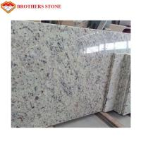 Buy cheap Luxury Kashmir White Granite Countertops Customized Size Corrosion Resistant Design product
