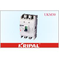 Buy cheap UKM30-100S 100A 3P Under Voltage Molded Case Circuit Breaker MCCB ( 16A,25A,32A from wholesalers