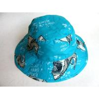 Buy cheap Fishmen Foldable Hats, Made of Polyester, Customized Logos are Accepted product