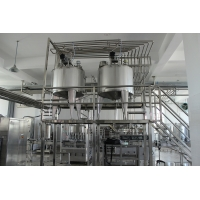 Buy cheap Blending System 15TPH Automatic Beverage Processing System from wholesalers