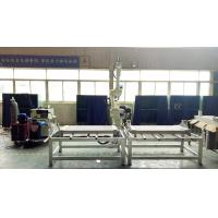 Buy cheap Automatic Aluminum Fin-and-tube Heat Exchanger Robotics Welding Machine product
