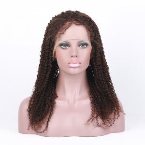 Buy cheap 18 pulgadas de pelucas de cordón llenas del cabello humano #2 product