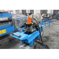 China 5.5KW Strut Channel Cold Steel Roll Forming Machine with 19 Stations on sale