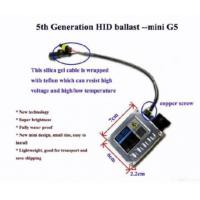 Buy cheap Mini Hid  Kit ( Mini G5) product
