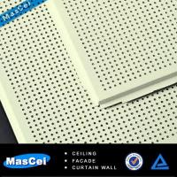 China Basement Ceiling Tiles and Perforated Sheet Ceiling on sale