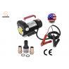 Buy cheap Portable 12V DC Electric Fuel Transfer Pump Diesel Kerosene Oil Commercial CE from wholesalers