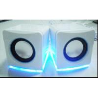 Buy cheap Pure and elegant sound quality 2.0 portable mini speaker box for mp3, mp4 product