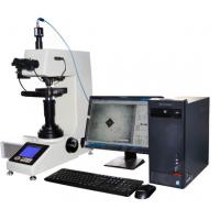 Buy cheap Accurate Hardness Testing Machine , Fully Automatic Vickers Hardness Tester product