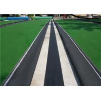 Buy cheap Black 20 – 35cm Artificial Turf Accessories Strong PP Cloth For Artificial Grass Installation product