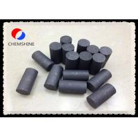 Buy cheap High Temperature Resistance Industrial Graphite Products Made into Rod Shape from wholesalers