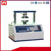 Buy cheap Digital Ring Crush Tester- Paper Ring Compression Test product