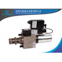 Buy cheap ISO9001 Hydraulic Pressure Control ValveCatbon Steel / Alloy Steel Body Material product