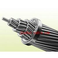 China 1 X 7 8mm Galvanized Steel Wire Strand Power Line Conductor Material on sale