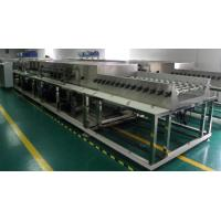 Buy cheap Customized Automatic Board Cleaner , PCB Cleaning Equipment 360mm Pray Length product