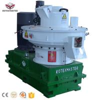 China ROTEX 2-3T/H New Design  Wood Pellet Mill Sawdust Pellet Production Line on sale