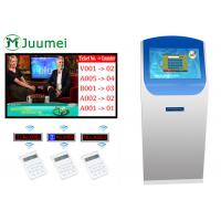 Buy cheap Touch Screen Ticket Dispenser Machine Automatic Ticket Machine For Bank Hospital product