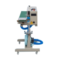 Buy cheap Package Equipment DBF-1000A Inflatable Automatic Continuous Sealing Machine product