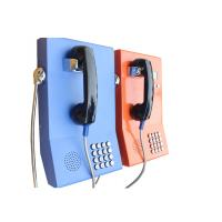 Buy cheap Outdoor Auto Dial Emergency Phone Waterproof With Storage Number product