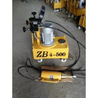 Buy cheap Mono Strand Hydraulic Jack used with hydraulic pump|high pressure|in promotion|factory price product