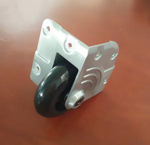 Buy cheap Диекаст угловой рицинус с колесом полиуретана 75мм. МС-В8675 product