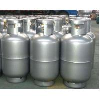 Buy cheap 6KG 14.4L Capacity Air Gas Cylinder / Gas Cylinder Containers 310 Mm Total from wholesalers