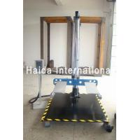 Buy cheap Drop Test For Package Two Wing Package Testing Equipment With PC Control product