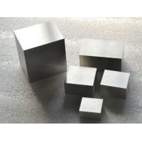 Quality Cobalt Tungsten Chromium Alloy Plate / Bars , Surface Finish Cast Cobalt Alloys for sale