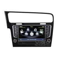 Buy cheap Car Stereo For VW Volkswagen Golf 7 GPS Navigation Sat Nav DVD C257 product